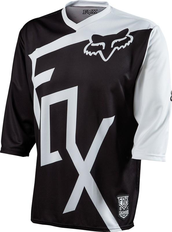 Remera Fox Covert 3/4