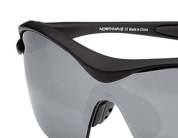 Lentes Northwave Bizzy Evo Black