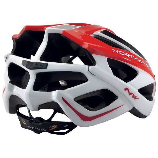 Casco Northwave Aircrosser Red/White
