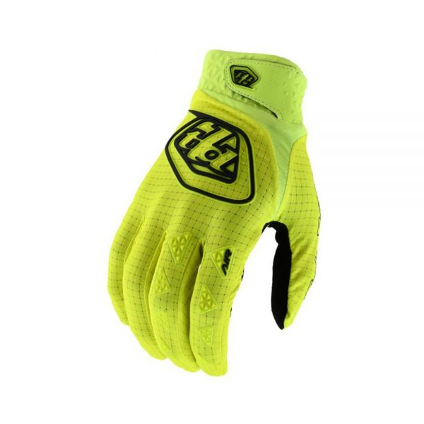Guantes TLD Air Glove Fluor Largos