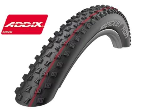 Cubierta Schwalbe Rocket Ron Evo 29 x 2.25 Tubeless Easy, Addix Speed