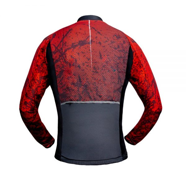 Campera Ziroox Fly Estampado