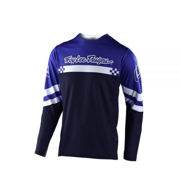 Remera TLD Sprint Jersey Factory Royal