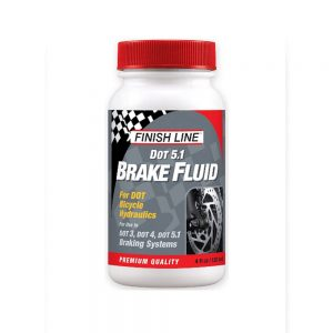 Aceite freno DOT 5.1 Finish Line Brake Fluid 4OZ .