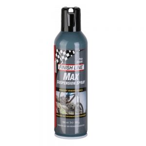 Spray para suspensiones Finish line MAX 266 ml Pro grade