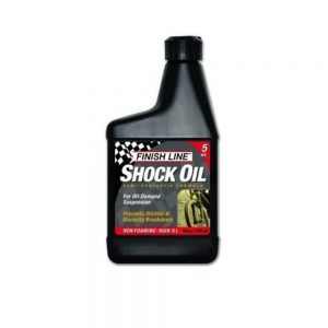 Aceite suspension 5WT Finish Line Shock Oil.